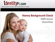 IdentityPi and Nanny Background Check