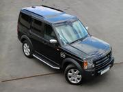 2007 Land Rover 2720 Land Rover Discovery 3 HSE 2.7 TDV6 Java Black